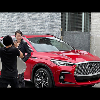 """INFINITI Global Official site """"THE MAKERS"""""""